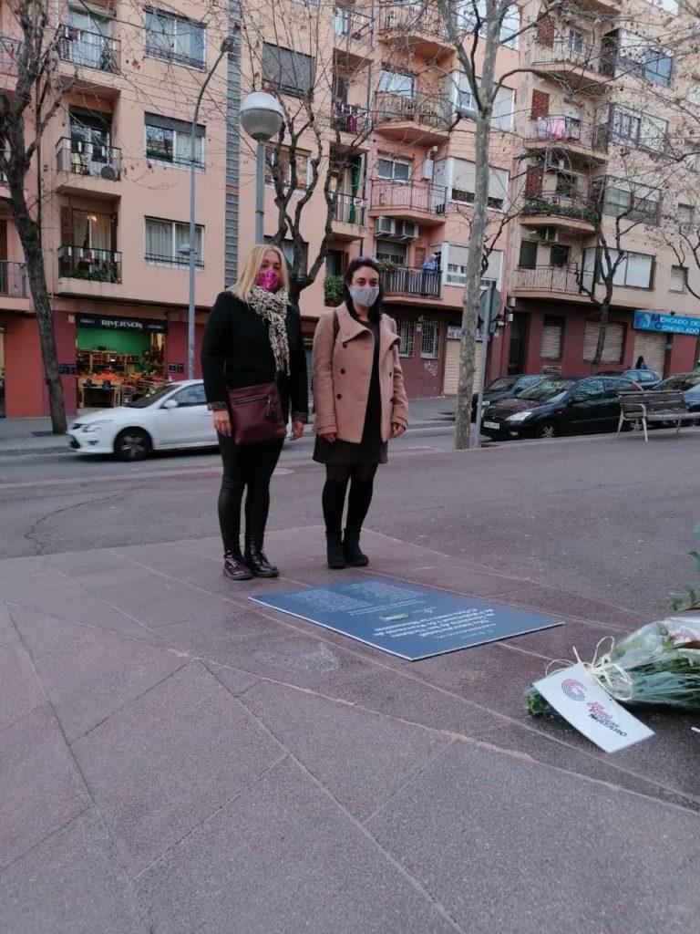Plaça dels drets humans