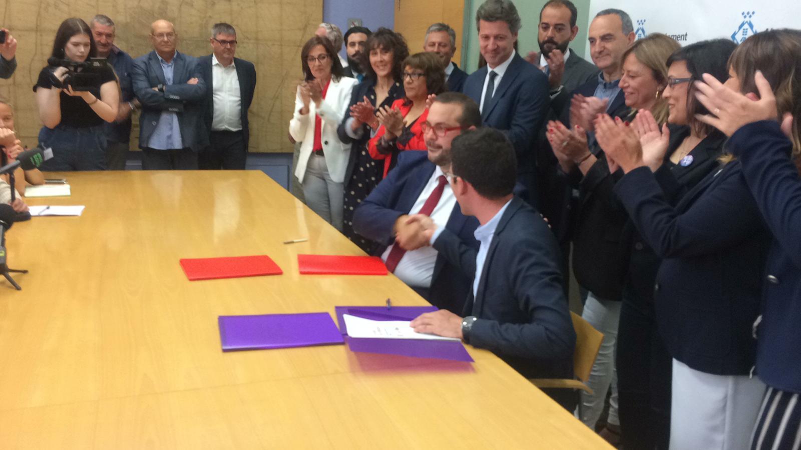 Acord de govern Municipal